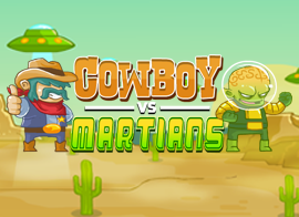Cowboys vs Martians