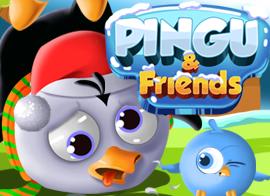Pingu and Friends