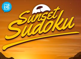 Sudoku Sunset Challenge